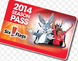 Your Season Pass can be used at 13 Six Flags theme parks after your ID is made at Six Flags Magic Mountain. Road trip anyone? La Ronde: Montreal, Quebec, Canada.