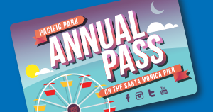 2014 Pacific Park Annual Pass