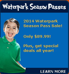 2014 Adventure Landing Season Pass