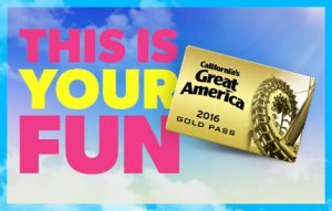 California's Great America Coupon