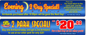 Fun Spot Coupons