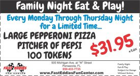 Fast Eddies Fun Center Coupon2