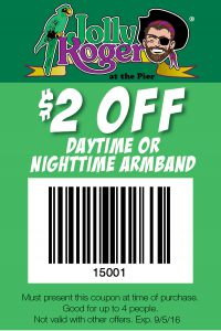 Jolly Roger Amusement Park Coupon1