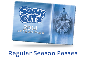Knott's Soak City Buena Park Regular Season Pass