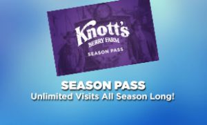 Knott's Berry Farm Coupon