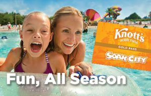 Knott's Soak City Buena Park Coupon