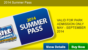 2014 Lake Compounce Summer Pass
