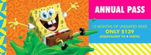 Nickelodeon Universe Coupon