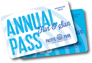 Pacific Park Coupon