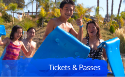 Raging Waters Sacramento Coupon