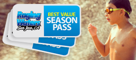 Raging Waters San Jose Coupon
