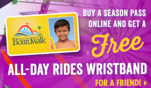 Santa Cruz Beach Boardwalk Coupon