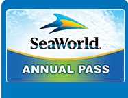 2014 Sea World Annual Pass