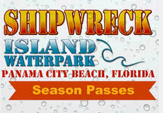 2014 Shipwreck Island Season Pass