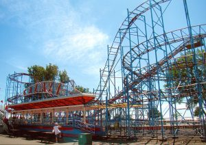 Sylvan Beach Amusement Park Coupon