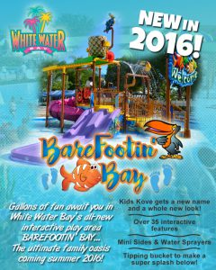 White Water Bay Coupon