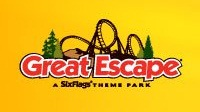 [The Great Escape & Splashwater Kingdom Logo]
