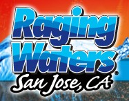 [Raging Waters San Jose Logo]