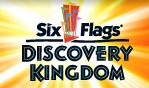 [Six Flags Discovery Kingdom Logo]