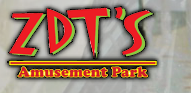 [ZDT'S Amusement Center Logo]