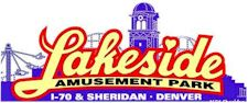 [Lakeside Amusement Park Logo]