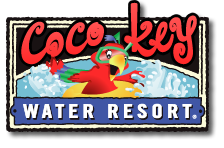 [Coco Key Water Resort at the Crowne Plaza Boston North Shore Logo]
