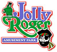[Jolly Roger Amusement Park Logo]