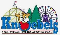 [Knoebels Amusement Resort Logo]