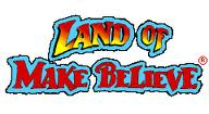 [Land of Make Believe Logo]