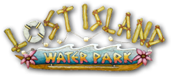[Lost Island Water Park Logo]