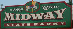 [Midway State Park Logo]