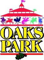 [Oaks Amusement Park Logo]
