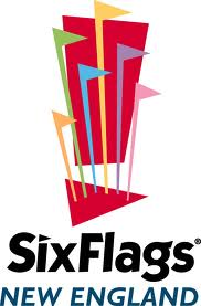 [Six Flags New England Logo]