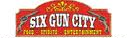 [Six Gun City Logo]