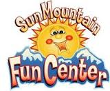 [Sun Mountain Fun Center Logo]