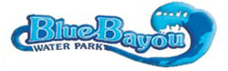 [Blue Bayou and Dixie Landin' Logo]