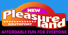[Pleasureland Southport Logo]