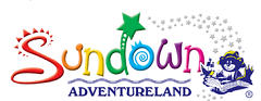 [Sundown Adventure Land Logo]