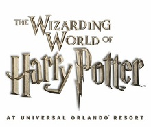 [Harry Potter Theme Park Logo]